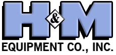 H&M Equipment Co, Inc. stocks the entire line of New Holland Tractors and Skid Steers, Kioti Tractors, Yanmar Excavators, Exmark Zero-turn Mowers and many other equipment lines.